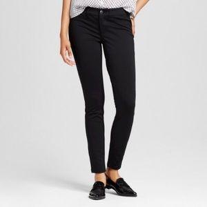 MOSSIMO BLACK PONTE PANTS
